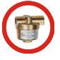 Filtry LPG fazy ciekłej oraz zawory tankowania