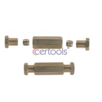 ZL-0001 Złączka do rurki Cu ø6/ø6mm