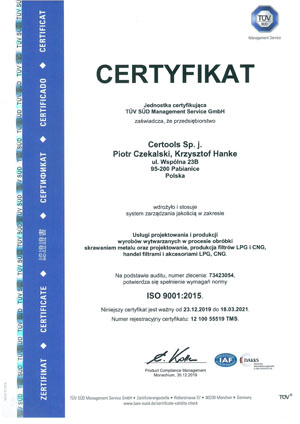 ISO 9001 PL